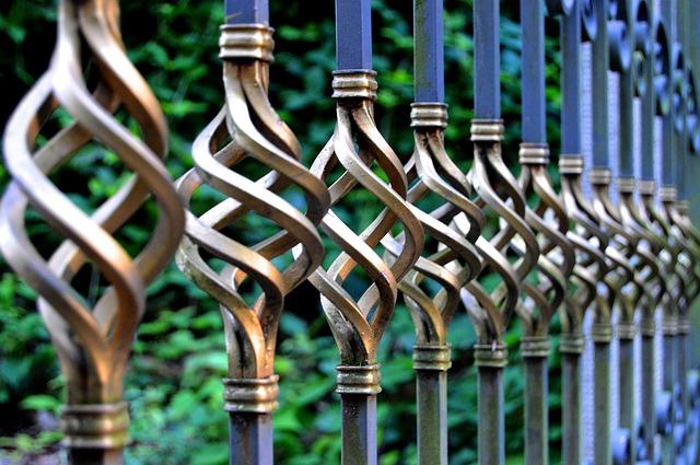 Balustrades and gates