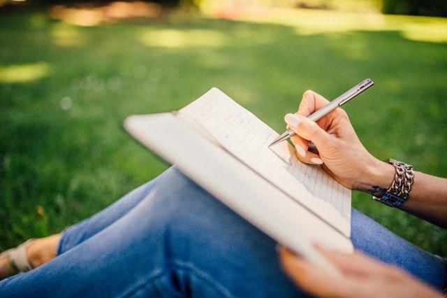 stop smoking - write a journal