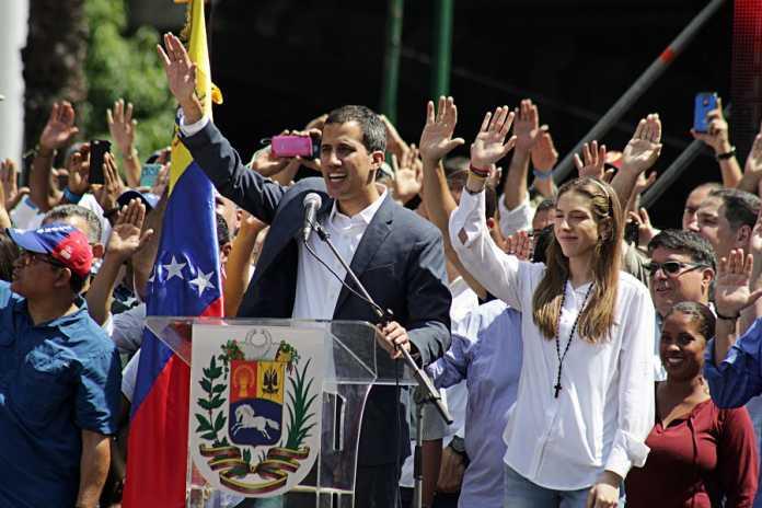 Eleven EU nations now recognise Guaido as Venezuelan interim president