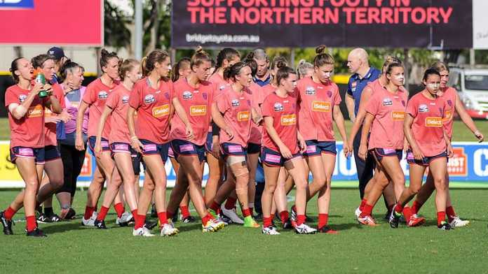 Scores on the rise as the AFLW season powers through a slow start