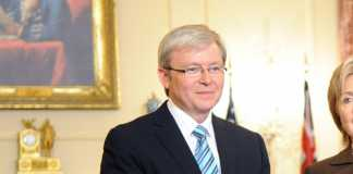 "Kevin Rudd criticised by Prime Minister of Tuvalu for ""imperial"" proposal"
