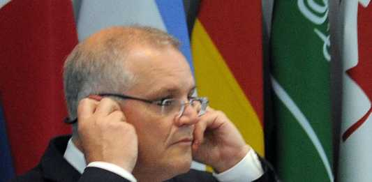 Scott Morrison confirms foreign state hacked Parliament servers