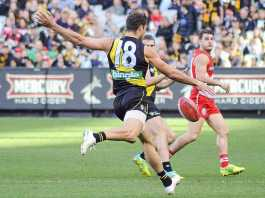 Richmond defender Alex Rance suffers season-ending ACL injury