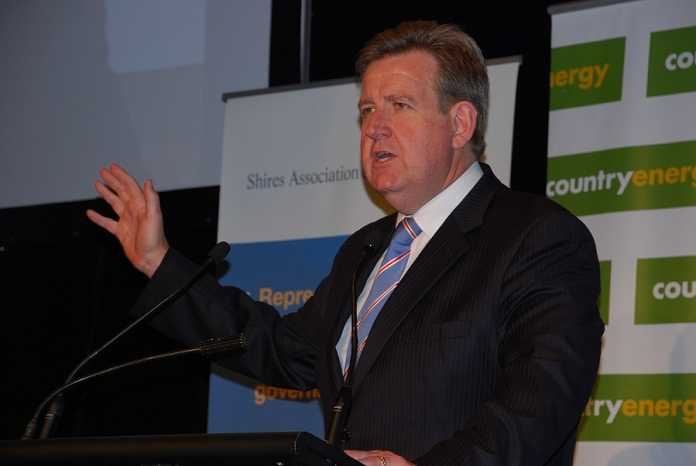 Former NSW Premier Barry O'Farrell appointed chairman of the Wests Tigers