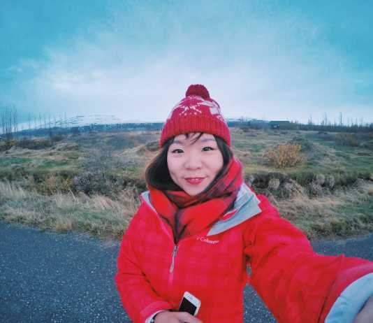 Bow Meiji talks about her experiences travelling the world