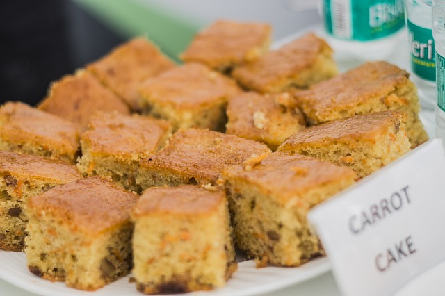 Carrot Cakes recipe