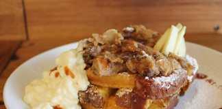 Classic bread and butter pudding recipe