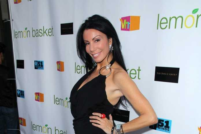 T.V. personality Danielle Staub engaged for the 21st time