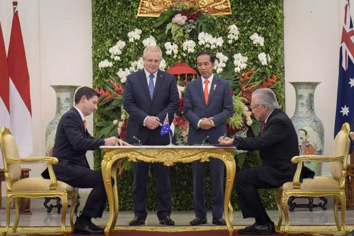 Australia and Indonesia to finally sign free trade agreement