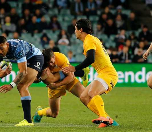 Waratahs shake up Super Rugby with shock victory over the Crusaders