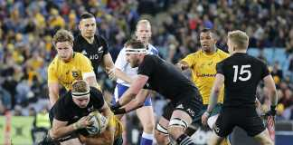All Black captain Kieran Read signs with Japanese club