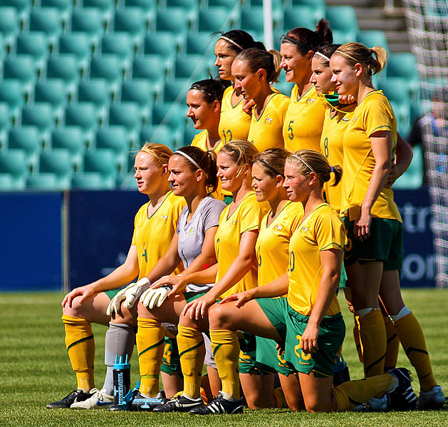 Matildas dominate New Zealand to open the Cup of Nations