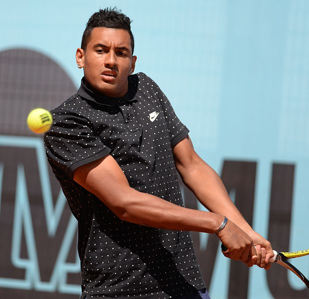 Kyrgios caps off dream week in Mexico as Federer claims 100th trophy