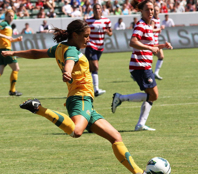 Kerr classic puts Australia in the box seat to win the Cup of Nations