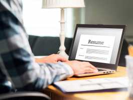 The value in signing up for resume services