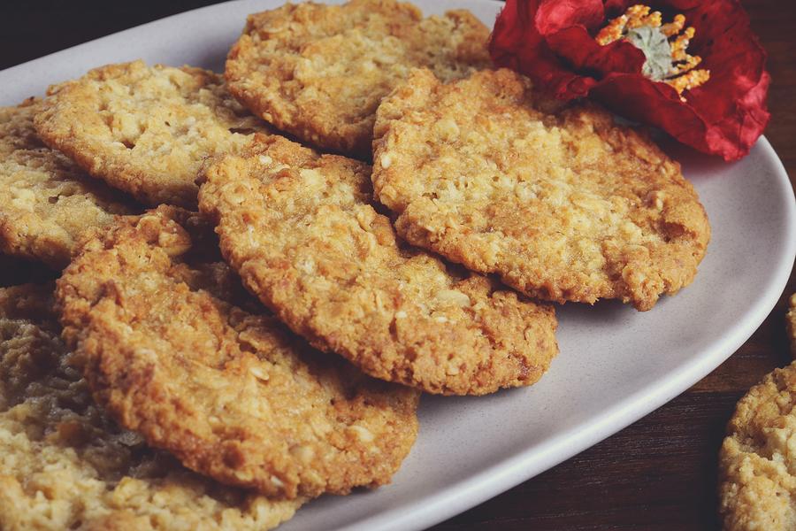 Recipe Anzac biscuits