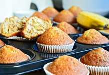 recipe of banana muffins
