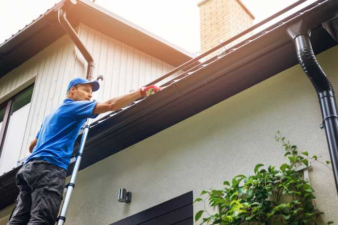 Why you should be checking and maintaining your gutters every year