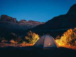Camping list essentials