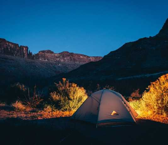 Camping list essentials