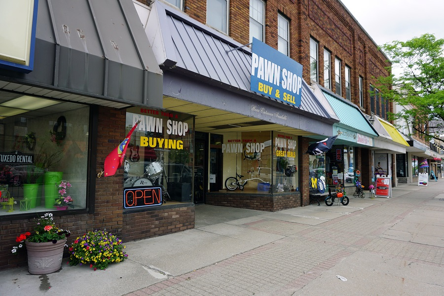 Image result for Pawn Shops spread across the Internet