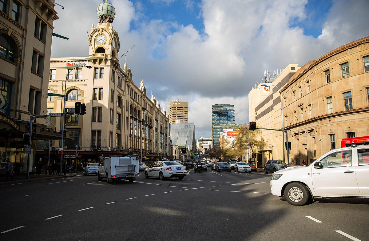 Broadway Sydney