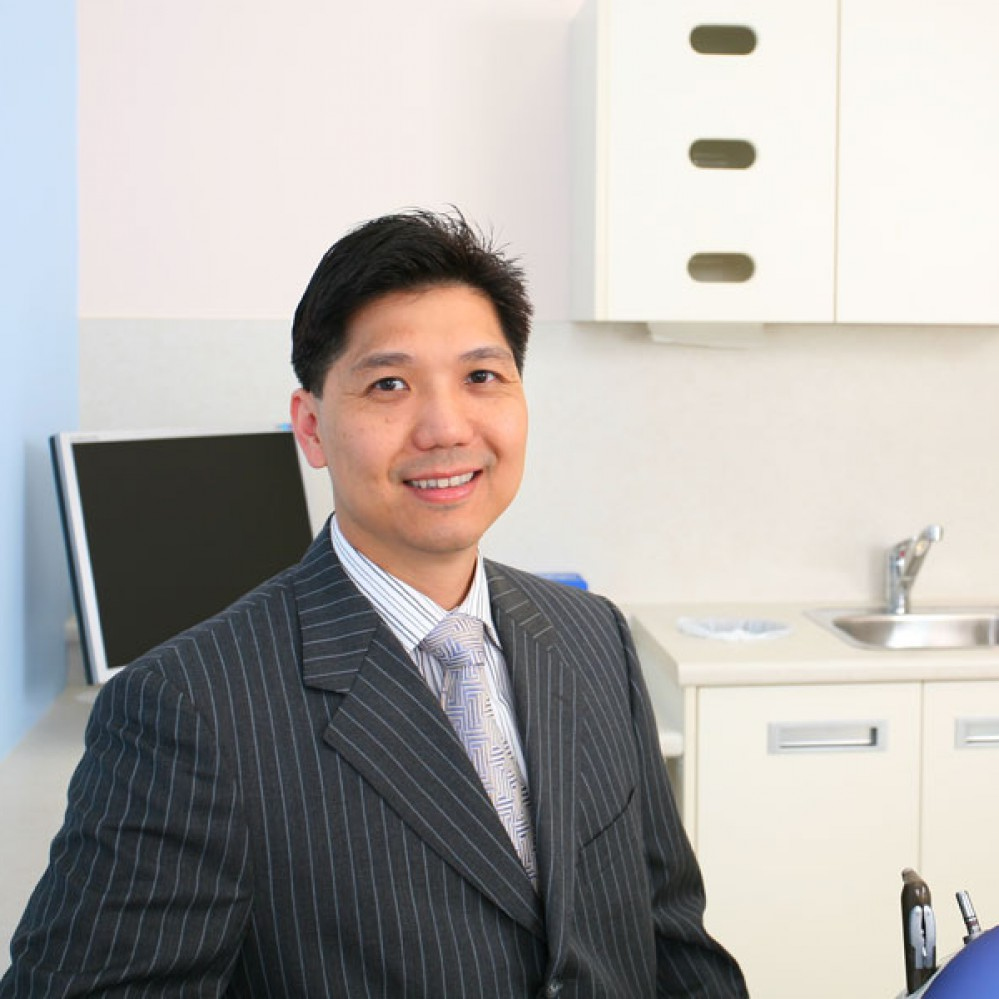 Dr Gareth Ho - The Australian Centre for Adult Orthodontics & Orthopaedics
