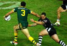 Greg Inglis announces immediate retirement from playing in the NRL