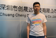 Henry Xu ships UV and DTG printers all over the world from China
