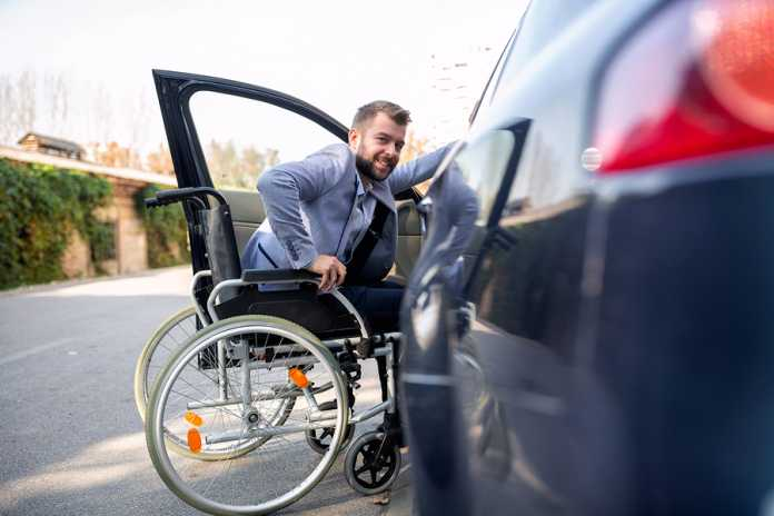 How to pass a disability driving exam