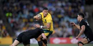 Israel Folau refuses to learn his lesson about public homophobia