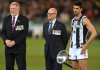 Anzac Day match mired by controversy as Essendon fans boo Pendlebury