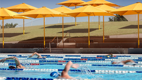 Prince Alfred Park Public Pool