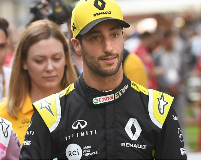 Ricciardo's nightmarish start with Renault continues