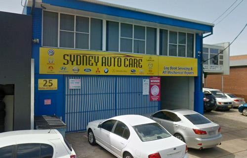 Sydney Auto Care