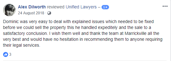 Unified Lawyers review