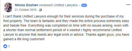 recommendation Unified Lawyers