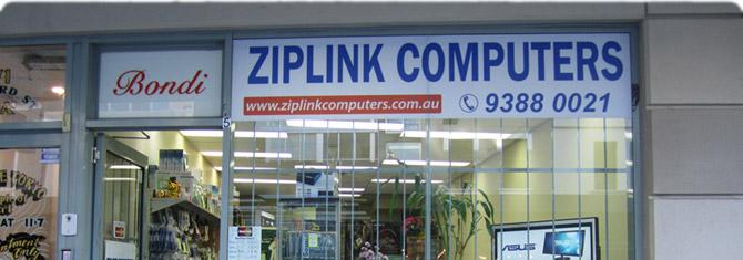 ZipLink Computers