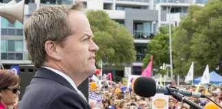 Shorten attacks Prime Minister for deliberately delaying election