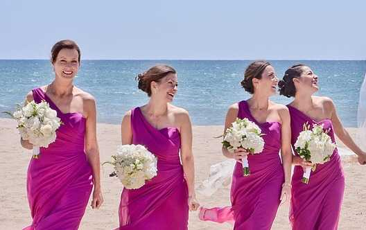 bridesmaids wedding