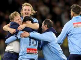 Sydney FC show class when it counts to claim the A-League championship