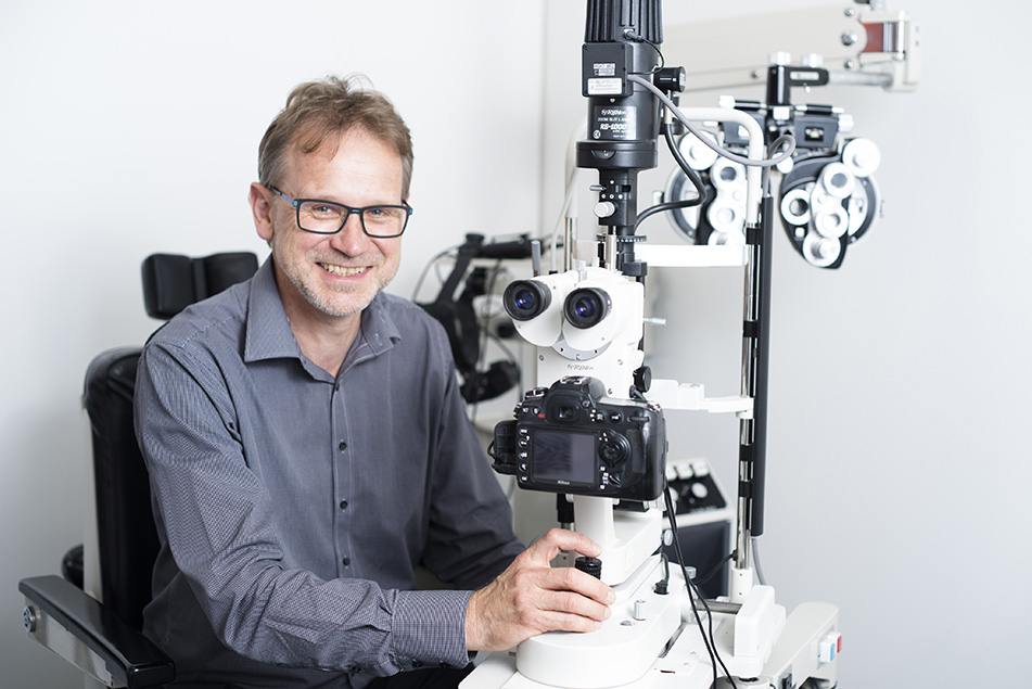 Andrew Koch - Total Eye Care Optometrists