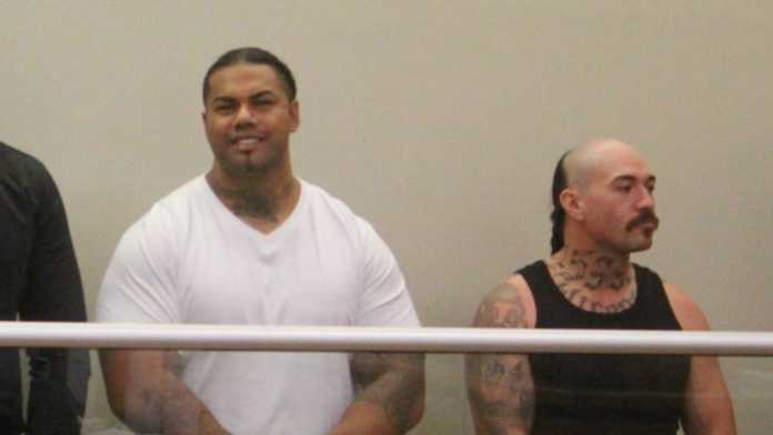 Auckland Comanchero gang members denied bail over drugs and weapons charge