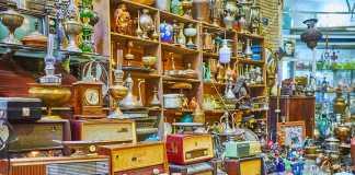 Best Antique Stores in Sydney