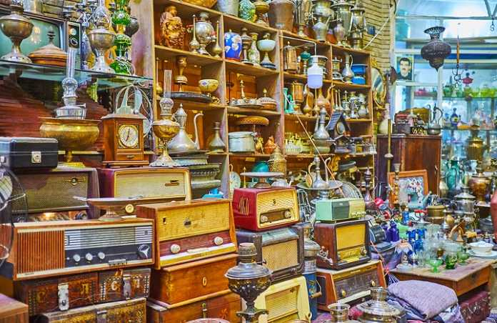 Best Antique Stores in Sydney
