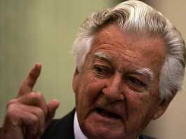 Legendary Australian Prime Minister Bob Hawke dies at 89
