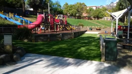 Caldew Park