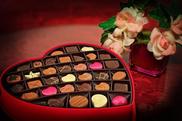 Chocolates for mum