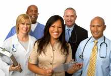 A Team of General Practitioners. Source: Bigstockphoto