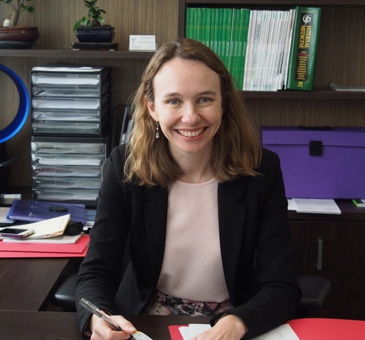 Dr Lucinda Berglund